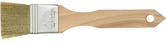 STERNSTEIGER Reiniging staalborstel houten handvat 60mm