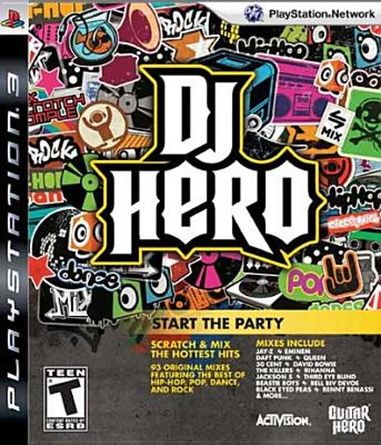 Activision DJ Hero 1