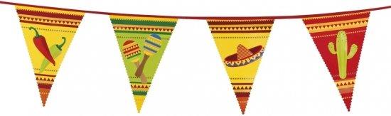 Mexicaanse vlaggenlijn 6 meter
