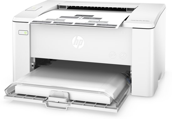 HP LaserJet Pro M102a - Laserprinter