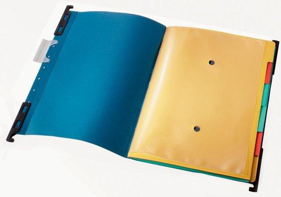 5x Leitz mobiele hangmap Divide-It-Up