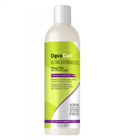 DevaCurl Ultra Defining Gel Strong Hold 355ml