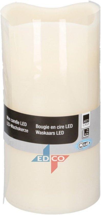 Waskaars LED - 30 cm - wit