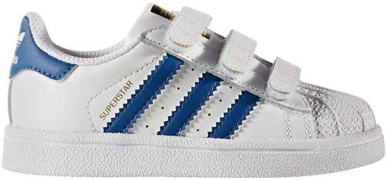 Adidas Superstar Kinderen Originals Schoenen Wit