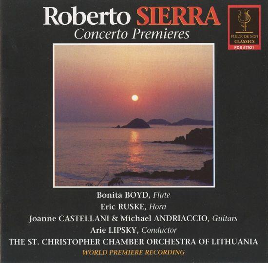 Concierto Caribe for Flute & Orchestra