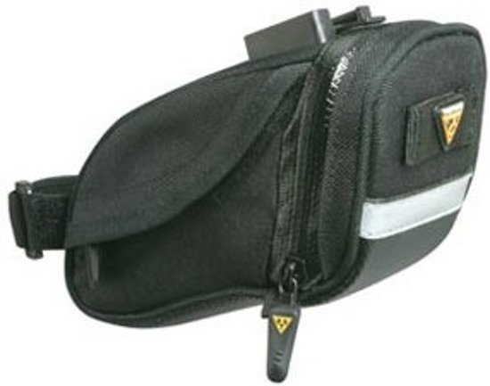 Topeak Aero Wedge Packs DX Small - Zadeltas - 0.54 l - Zwart