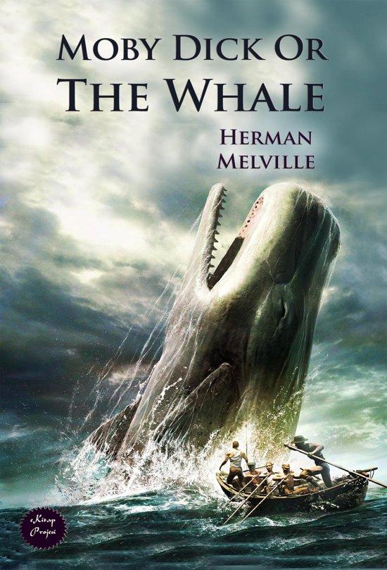 Boek cover Moby Dick Or The Whale van Herman Melville (Onbekend)