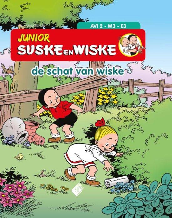 Junior Suske en Wiske  - De schat van Wiske