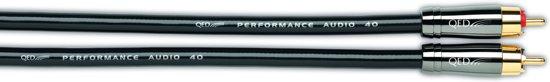 QED Performance Audio 40 RCA Kabel 1 meter