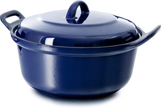 BK Cuisson Braadpan - Ø 20 cm - Blauw