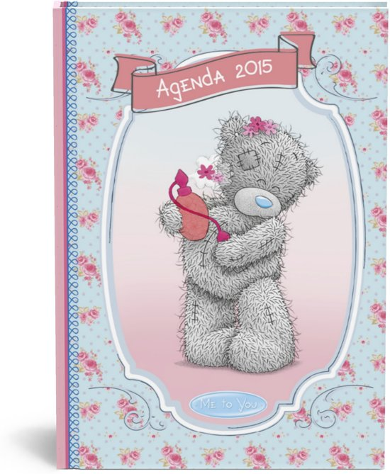 Me to You Agenda 2015 Parfum