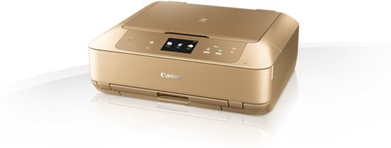 Canon Pixma Mg7753 All In One Printer Goud