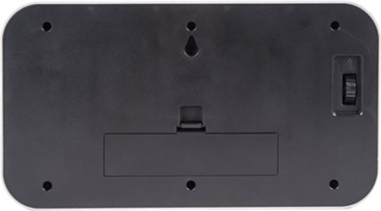 Karlsson Bold Flip Tafelklok 26,5 x 14,5 cm