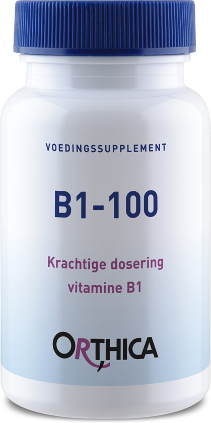 Vit B1 100 Orthica