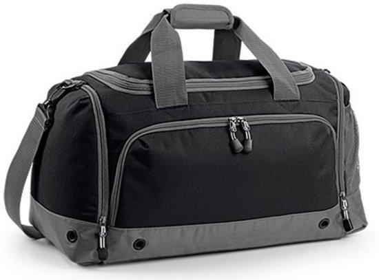 Bagbase luxe sporttas, Kleur Black