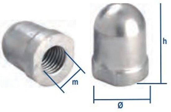 Renault Couach ANODE 22-25mm (TEN01801)