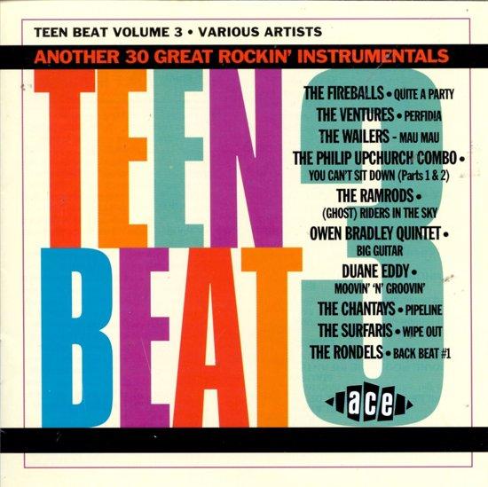 Teen Beat Vol. 3
