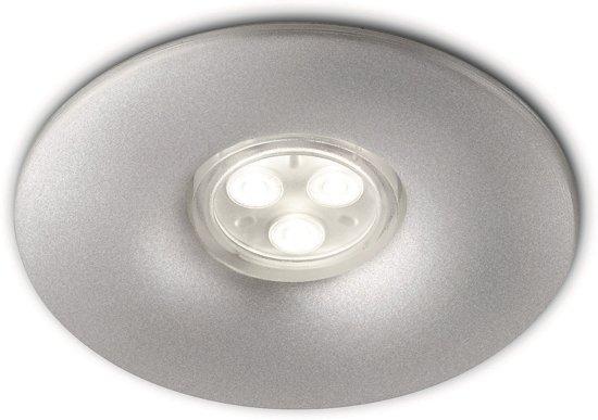 Philips Aquila Inbouwspot aluminium 598304816