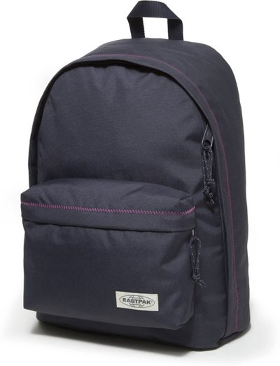 453fc0c64eb bol.com | Eastpak Out Of Office Rugzak - 14 inch laptopvak - Navy Stitched
