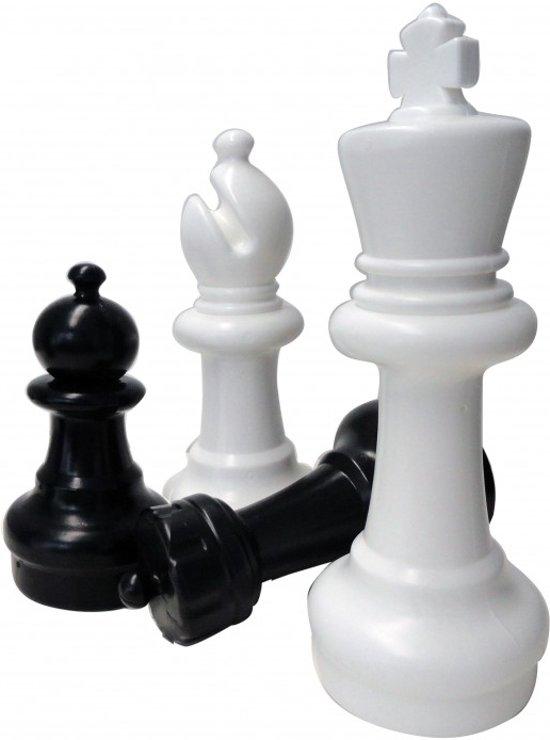 Afbeelding van het spel Tuin schaken klein - 31 cm