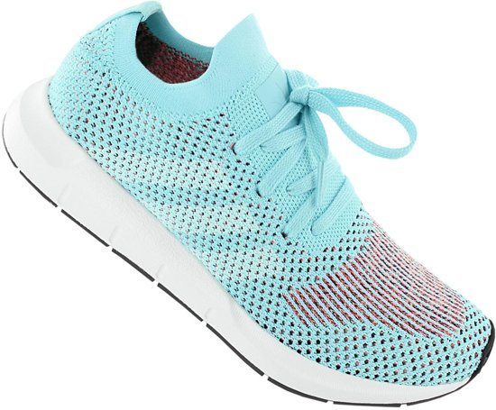 Adidas Originals Swift Run Pk Primeknit W Cq2034 - Dames Sneaker Sportschoenen...