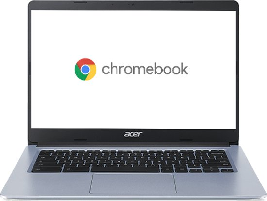 Acer Chromebook 314 CB314-1HT-C344 - Chromebook - 14 Inch