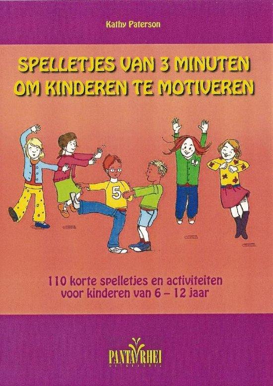 Spelletjes om kinderen te motiveren