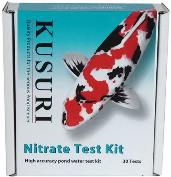Kusuri testkit nitraat (30 tests)