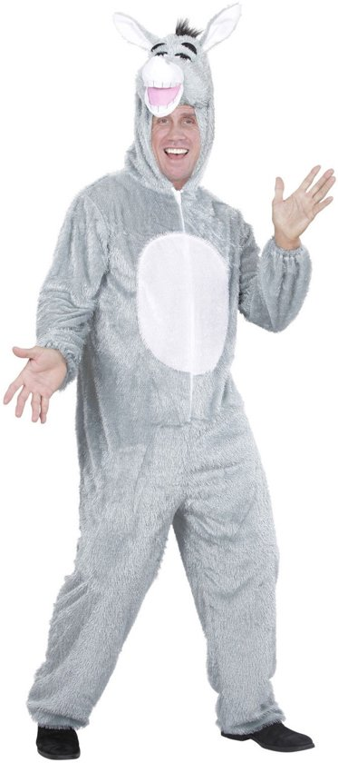 """""""Grijze ezel kostuum voor volwassenen  - Verkleedkleding - XL"""""""