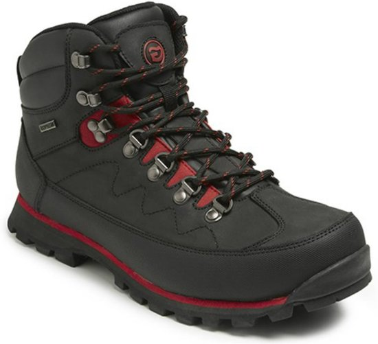 Hoog Hiking Heren Gh05 Brig Gevavi Schoenen Zwart RjqALc354