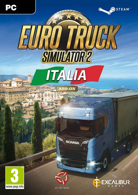 Euro Truck Simulator 2 Italia - Add-On - Windows dowload