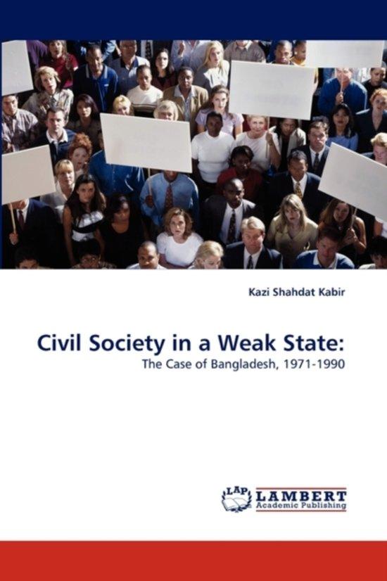 Civil Society in a Weak State