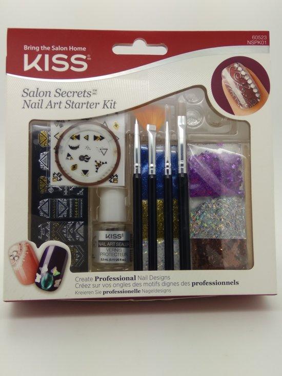 Bol Kiss Products Salon Secrets Starter Kit 035 Pound Pack Of 1