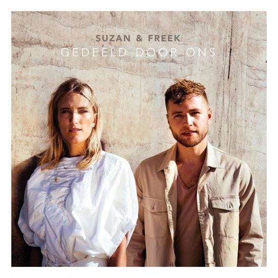 CD cover van Gedeeld Door Ons van Suzan & Freek