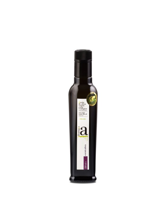 Extra ecologische olijfolie Cornicabra 250 ml