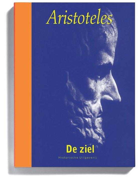 Aristoteles in Nederlandse vertaling De ziel