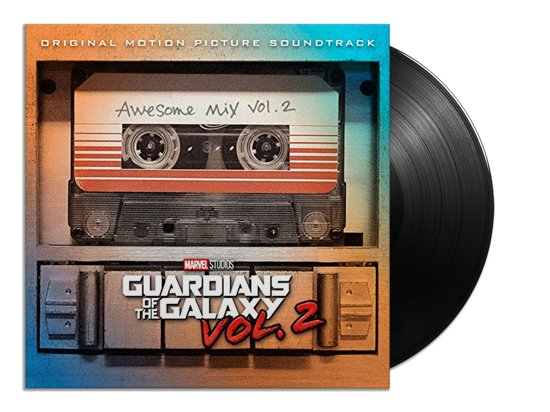 Afbeelding van Guardians Of The Galaxy: Awesome Mix Vol.2 (LP)