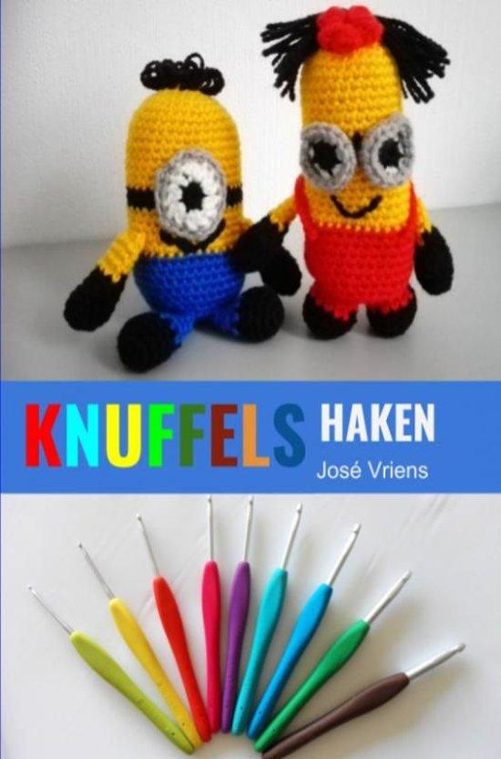 Bolcom Knuffels Haken Ebook Jose Vriens 9789402185195 Boeken