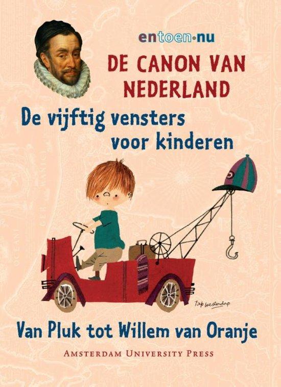 De canon van Nederland voor kinderen