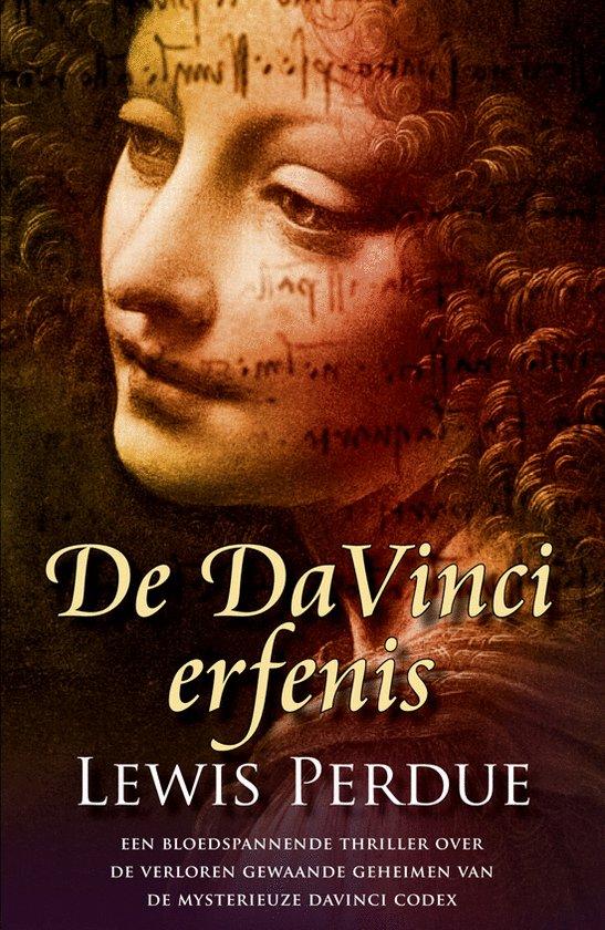 De Da Vinci erfenis - Voorkant