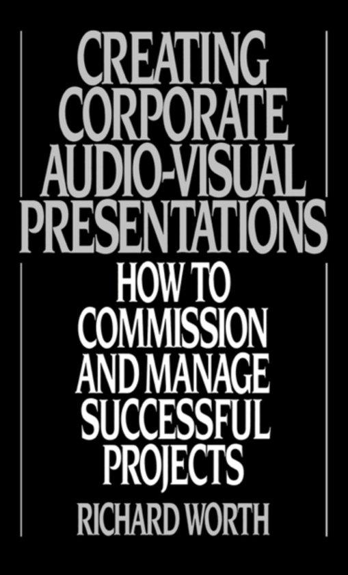 Creating Corporate Audio-Visual Presentations