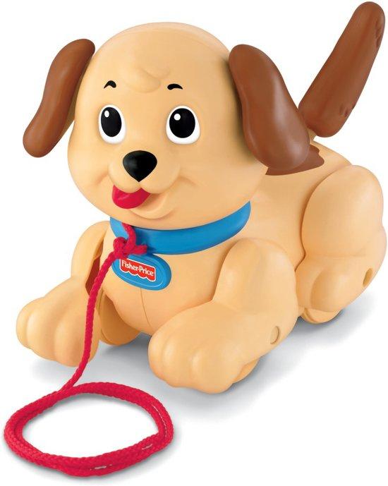 Afbeelding van Fisher-Price Kleine Snoopy - Trekdiertje speelgoed
