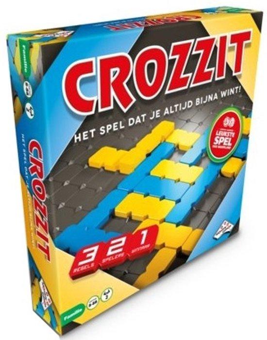 Afbeelding van het spel Identity Games Crozz-it Gezelschapsspel