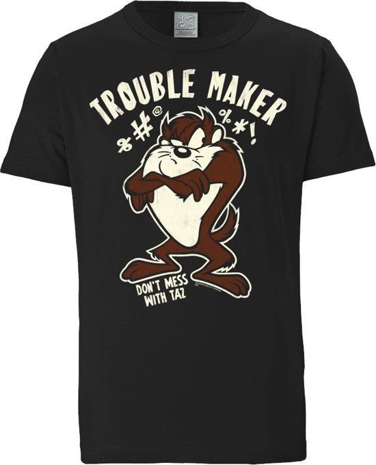 Logoshirt T-Shirt Taz - Looney Tunes