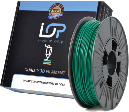 IOP PLA 2,85mm Dark Green 500gr