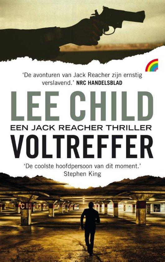 Boekomslag voor Jack Reacher 9 - Voltreffer