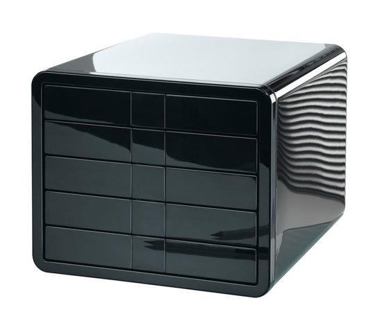 Ladenbox 5 Laden Han iBox Zwart