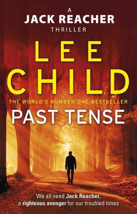 Boekomslag voor Past Tense