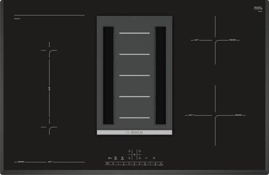 Bosch PVS851F21E | Inductiekookplaat met afzuiging
