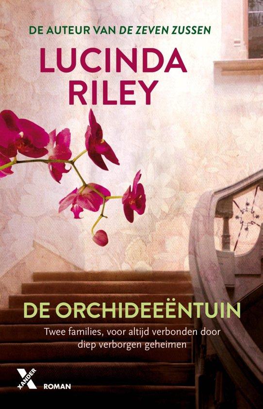 Boek cover De orchideeëntuin van Lucinda Riley (Onbekend)